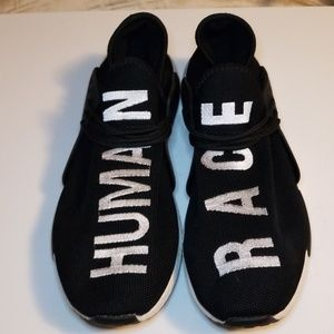 Other - NWOT Human Race Canvas Sneakers